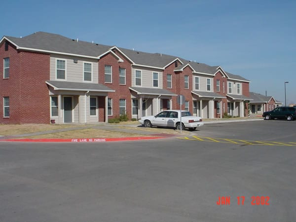 Wm. Taylor & Co. General Contractors - Arbor Trace Apartments