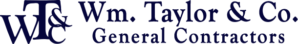 Wm. Taylor and Co logo