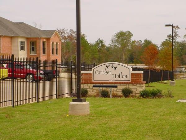 Wm. Taylor & Co. General Contractors - Cricket Hollow Apartments