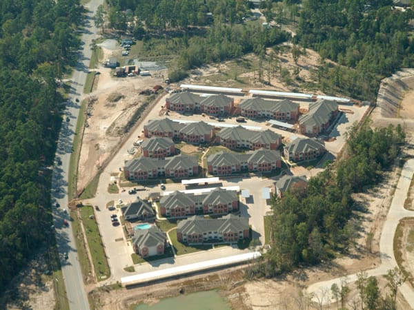 Wm. Taylor & Co. General Contractors - Aerial Construction Photo