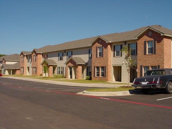 Wm. Taylor & Co. General Contractors - Brazos Village Apartments