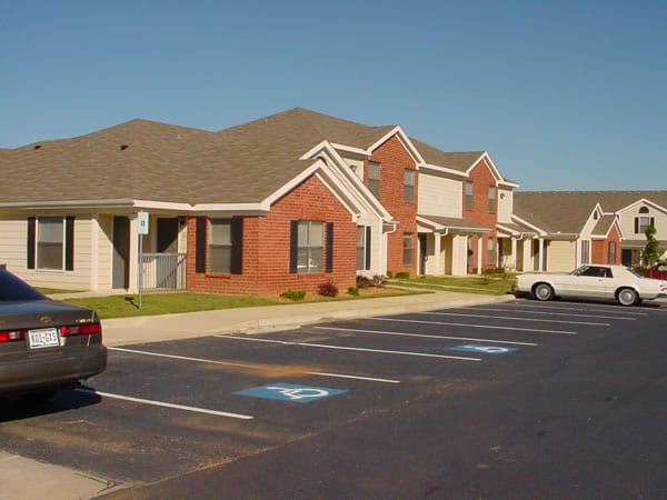 Wm. Taylor & Co. General Contractors - Brazos Village Apartments