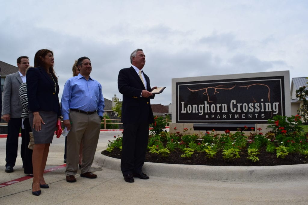 Wm. Taylor & Co. General Contractors - Longhorn Crossing Apartments